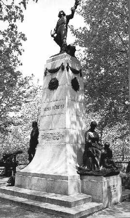 Monument à Louis Hébert