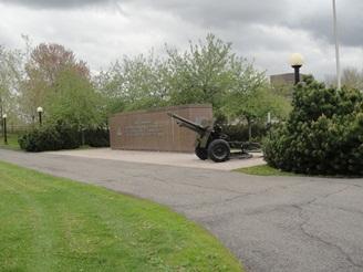 monument artillerie