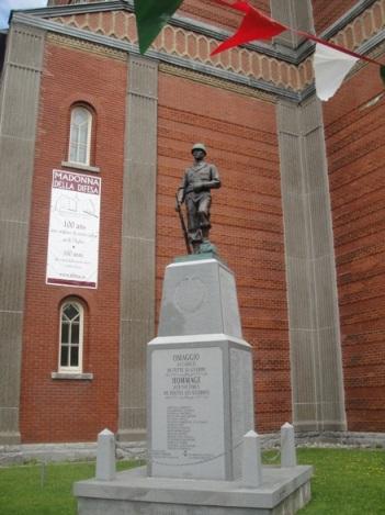 monument soldat italien
