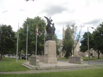 monument soldats westmount