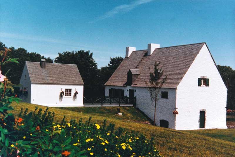Moulin des Jésuites de Charlesbourg
