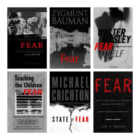 Antoni Muntadas - La construction de la peur