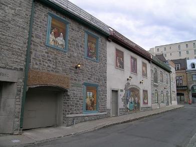 murs du quebec