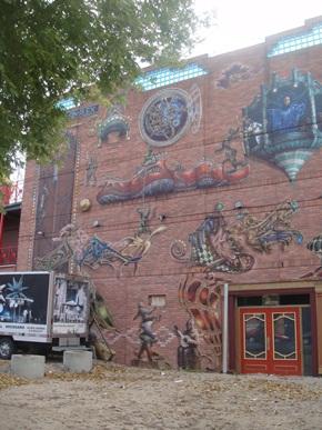 murale rue ste catherine