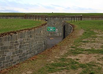 murs de la citadelle de québec