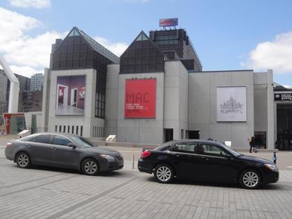 musée art contemporain montreal vue facade principale