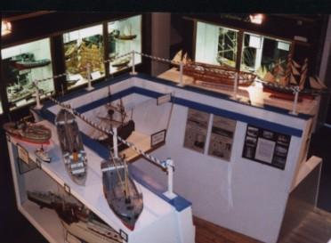 musée des bateaux miniatures