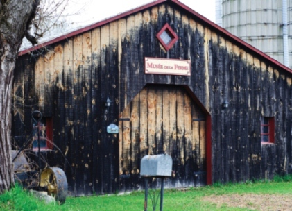 musée de la ferme beaudette