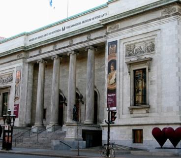 musée de beaux arts de montréal