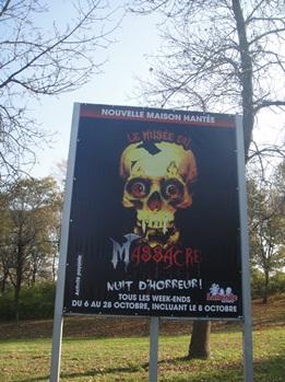musée d'horreur