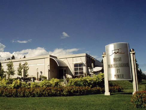Musée minéralogique et minier de Thetford Mines