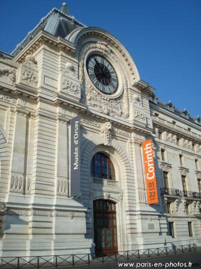 musee orsay entree