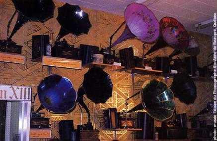 musee endison phonographe