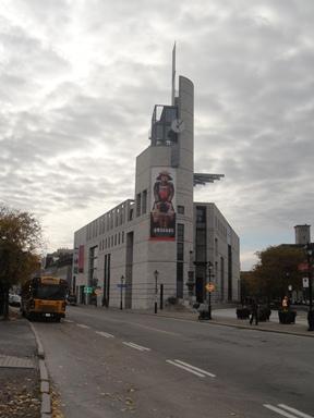 musée pointe à callière