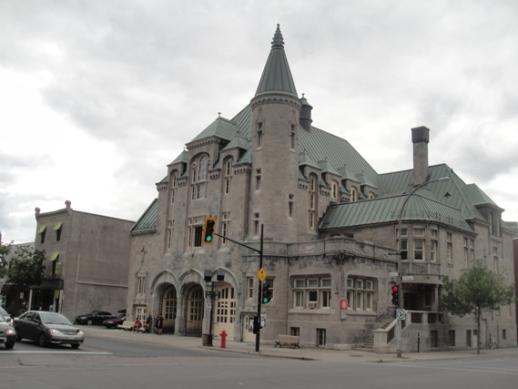 musée pompiers montréal