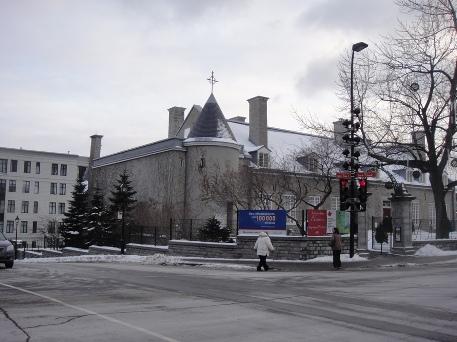 musée du chçateau ramezay de montréal
