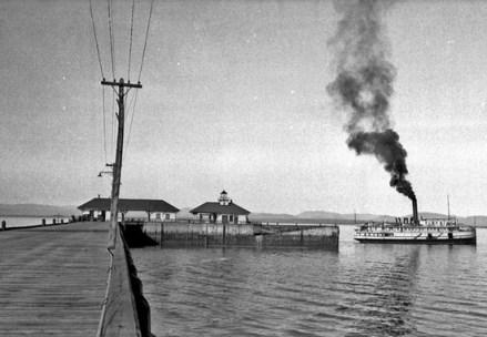 bateau à vapeur