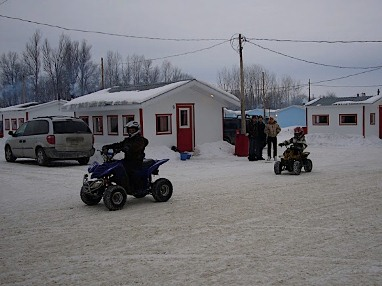 toiture et la neige