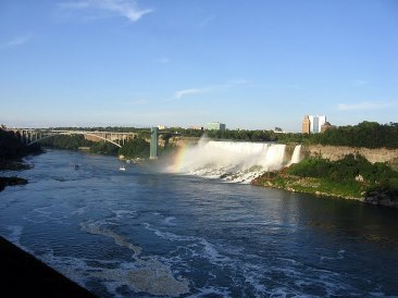 pont de la rivière Niagara