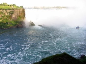 niagara voyage cascade