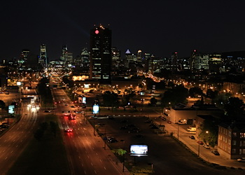 nuit pont cartier