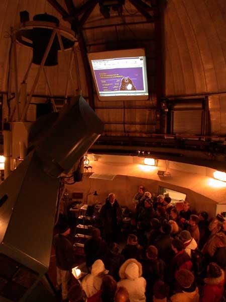 Observatoire du Mont Mégantic