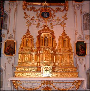 Chapelle historique du Bon - Pasteur de Québec, orgue