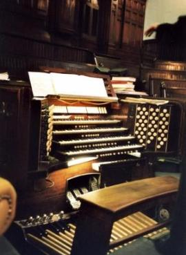 orgue eglise st james