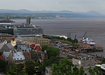panorame de quebec