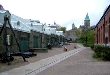 parc de l'artillerie