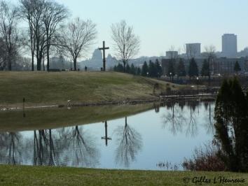 croix du parc cartier-brébeuf