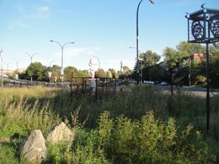 parc du crépuscule