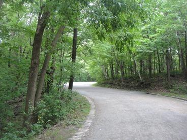 parc mont royal sentier olmstead