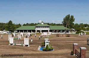 parc equestre de blainville