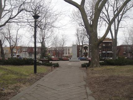 parc garneau + boulevard monk