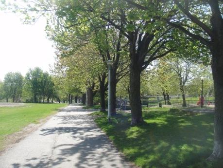 parc Jeanne Mance