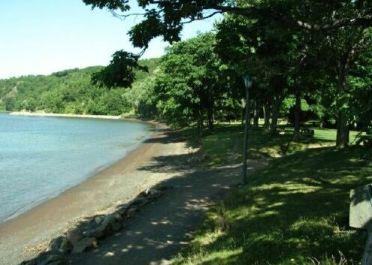 parc plage cartier