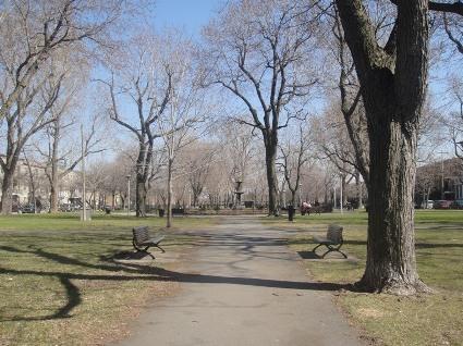 parc george etienne cartier