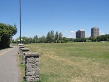 parc riverain