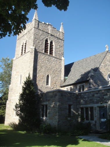 st peter mont royal church