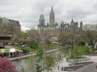parlement canadien