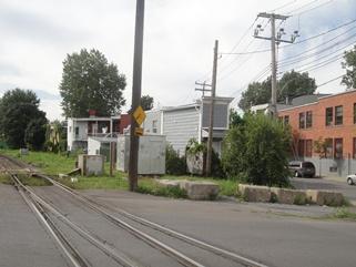 passage chemin de fer