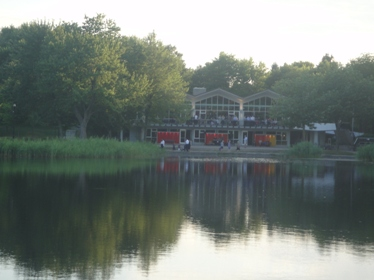 pavillon du lac des castors