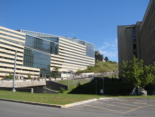 pavillons de l'universite de montréal
