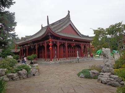 pavilion de la chine