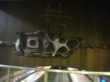 vaisseau pélican d'iberville
