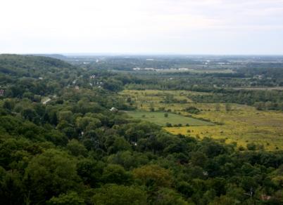 vallée du niagara