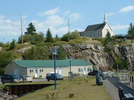 site historique pentecote