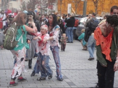 petits zombies