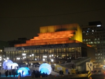place des arts quartier des spectacles